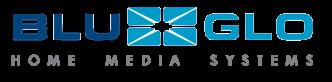 Blu Glo Home Media Systems Logo